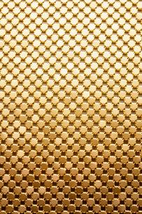 ゴールドの金属素材の写真素材 [FYI03376641]