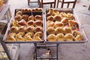 中国のパンの写真素材 [FYI03376648]