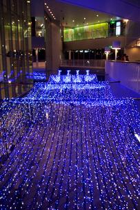 新神戸オリエンタルアベニューのイルミネーションの写真素材 [FYI03376682]