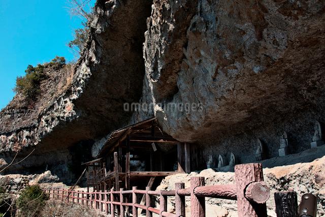 古羅漢の景の写真素材 [FYI03376704]