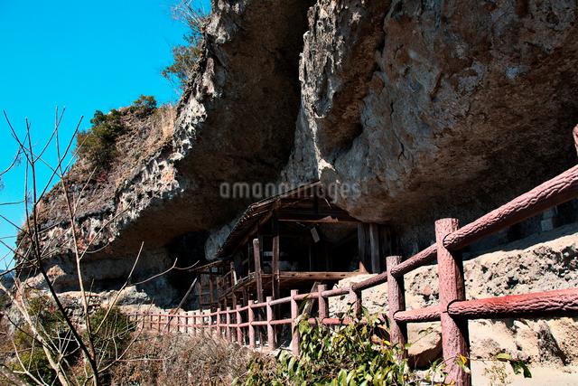 古羅漢の景の写真素材 [FYI03376726]