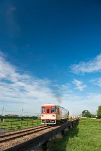甘木鉄道2の写真素材 [FYI03377615]