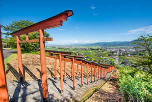 浮羽稲荷神社 3の写真素材 [FYI03377648]