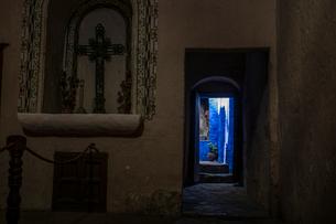 アレキパのサンタ・カタリナ修道院の写真素材 [FYI03377910]