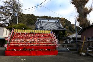 かつうらビックひな祭りの写真素材 [FYI03378057]