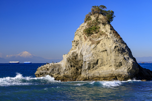 舟虫島の写真素材 [FYI03378060]
