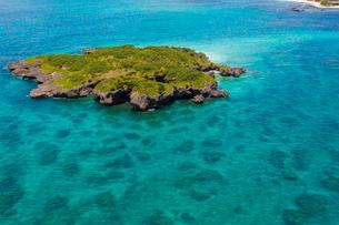 沖縄 辺野古沖 平島の写真素材 [FYI03378205]