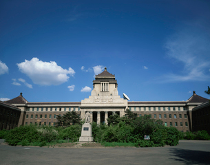 旧満州国国務院の写真素材 [FYI03378876]