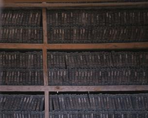 海印寺の八万大蔵経の写真素材 [FYI03379923]