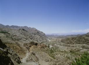 カイバル峠の国境の写真素材 [FYI03380639]
