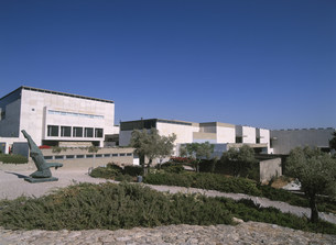 イスラエル博物館の写真素材 [FYI03380678]