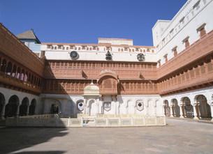ジュナガル城の写真素材 [FYI03380881]