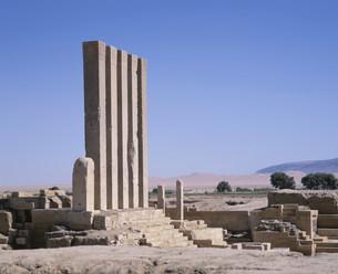 アルシュビルキス(月の宮殿)の写真素材 [FYI03381377]