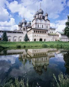 ヴァスクレセーニュ(復活)教会 ロストスクレムリンの写真素材 [FYI03381568]