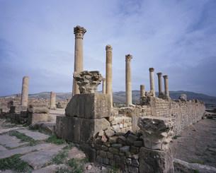 ジェミラ考古遺跡(大聖堂)の写真素材 [FYI03381640]