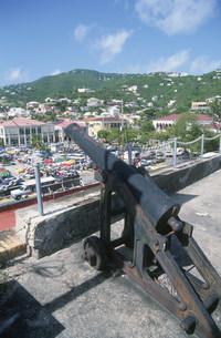 クリスチャン砦の写真素材 [FYI03381720]