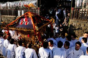 麻賀多神社の例大祭の写真素材 [FYI03382203]