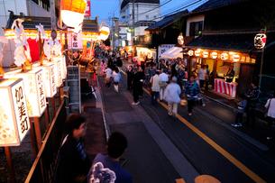 麻賀多神社の例大祭の写真素材 [FYI03382233]