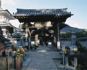 八十番札所 国分寺大師堂の写真素材 [FYI03382330]