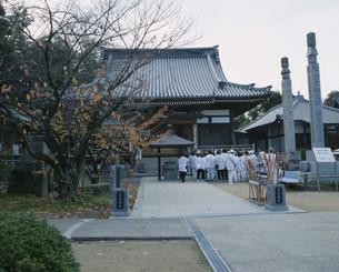 七十ニ番札所曼荼羅寺本堂の写真素材 [FYI03382331]