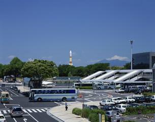 つくばバスターミナルの写真素材 [FYI03382341]