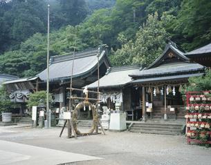 太平山神社の写真素材 [FYI03382348]