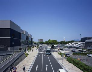 つくばバスターミナルの写真素材 [FYI03382351]