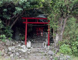 為朝神社の写真素材 [FYI03382358]