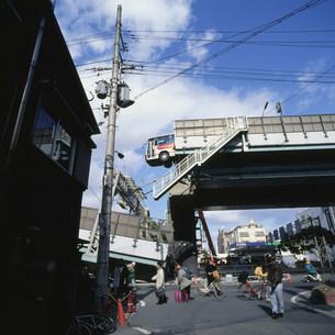 災害 阪神大震災の写真素材 [FYI03382795]