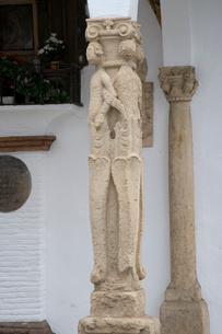 テンプレーテ・デ・ロス・アホルカドスの柱の写真素材 [FYI03383085]