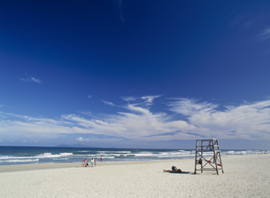 ノンヌォックビーチの写真素材 [FYI03383280]