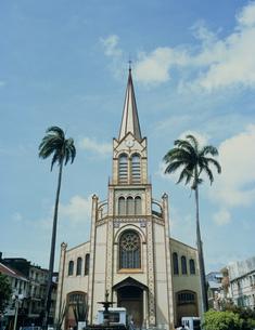 サンルイ聖堂の写真素材 [FYI03383305]