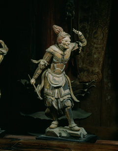 十二神将像 室生寺の写真素材 [FYI03383310]