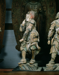 十二神将像 室生寺の写真素材 [FYI03383312]