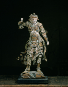 十二神将像 室生寺の写真素材 [FYI03383315]