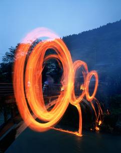 火とぼしの写真素材 [FYI03384316]