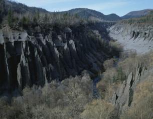 白頭山の天軍岩の写真素材 [FYI03384982]