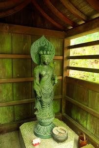 関西花の寺霊場第一番札所 あじさい寺の写真素材 [FYI03385247]