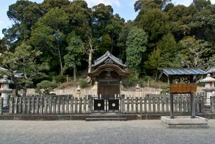 叡福寺・聖徳太子廟の写真素材 [FYI03385265]