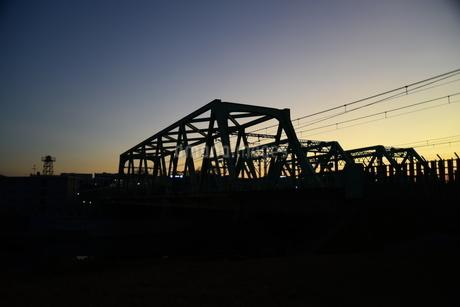 鉄道の写真素材 [FYI03385884]