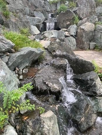 滝の写真素材 [FYI03386080]