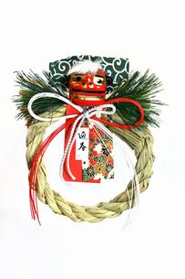 正月飾りの写真素材 [FYI03386089]