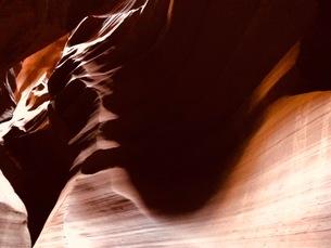 アンテロープの龍の写真素材 [FYI03386457]