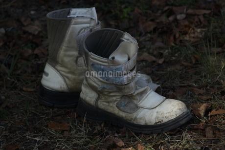 作業靴の写真素材 [FYI03386775]