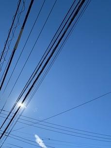 空の写真素材 [FYI03386890]
