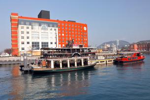 2月 門司港レトロの写真素材 [FYI03387071]