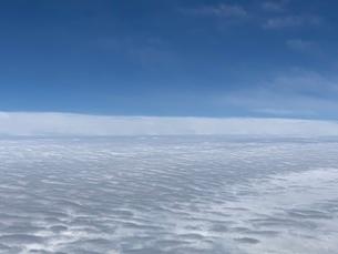 雲の上の写真素材 [FYI03387713]