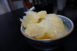 晩白柚の写真素材 [FYI03387766]