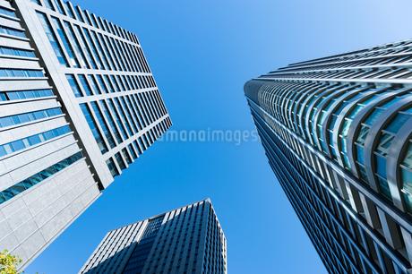 東京の風景の写真素材 [FYI03387904]
