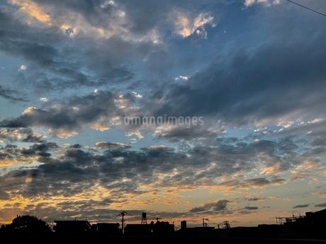 空の写真素材 [FYI03388005]